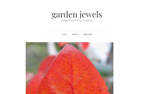 Garden Jewels